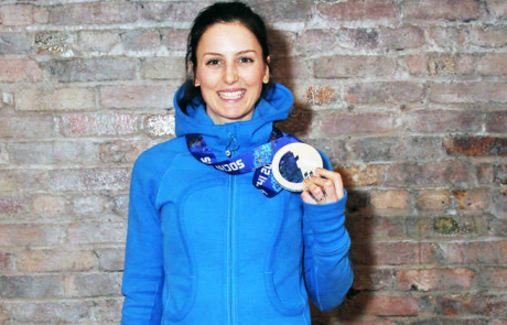 What a Canadian Olympic Medalist Really Eats
