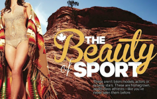 Sportsnet Beauty of Sport Issue 2013